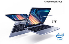 The Samsung Chromebook Plus V2 (LTE) will be launched in November. (Source: Samsung)