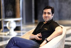 Realme CEO Madhav Sheth gave some insights into the smartphone world of today and tomorrow. (Photo: Realme)
