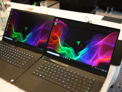 FHD (left) and 4K Touch (right)