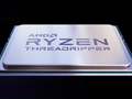 AMD's Ryzen Threadripper 3970X has a reference boost clock of up to 4.5 GHz. (Image source: AMD)