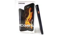 The Samsung Galaxy XCover 4s. (Source: Notebookcheck)