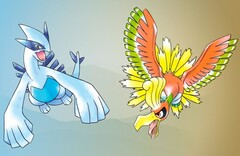 Silver and Gold featured generation II Pokémon. (Image source: BitMe)