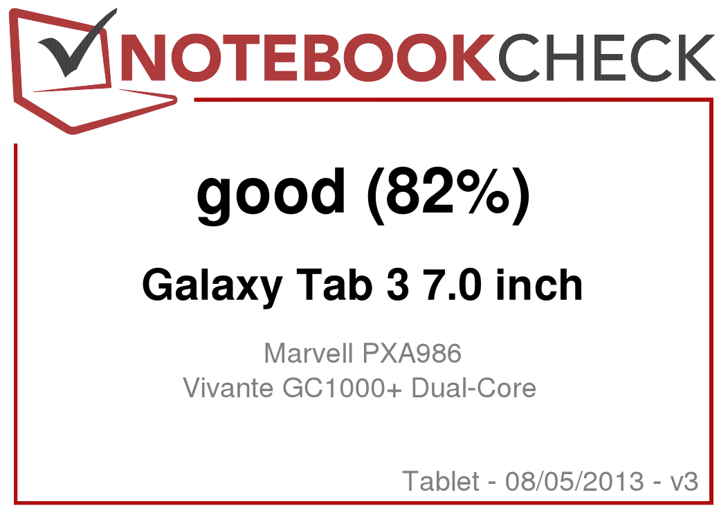 Review Samsung Galaxy Tab 3 7 0 SM-T210 Tablet