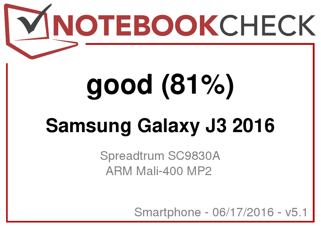 Samsung Galaxy J3 (2016) Duos Smartphone Review