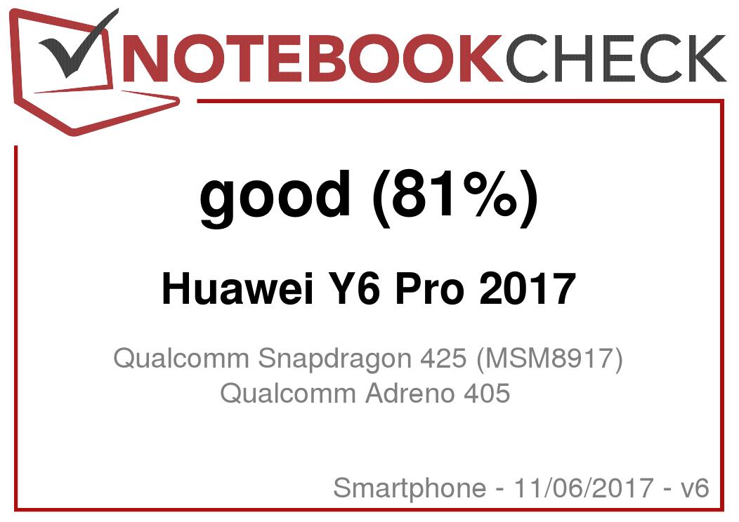 Huawei Y6 Pro Nougat