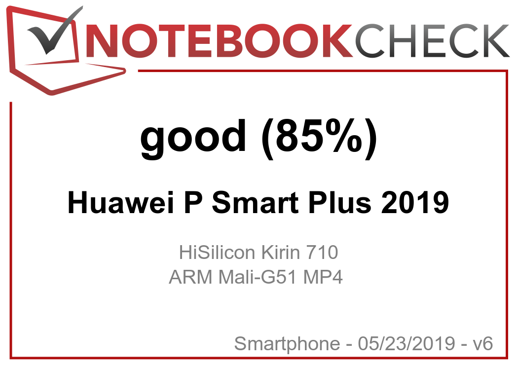Huawei P Smart Plus 2019 Smartphone Review - NotebookCheck