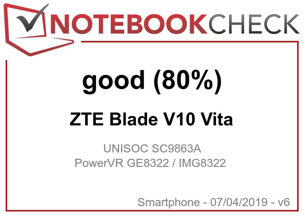 ZTE Blade V10 Vita: Short review of the low-radiation