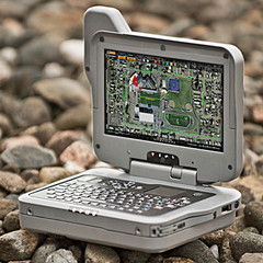 Itronix introduces bite-sized, rugged GD2000