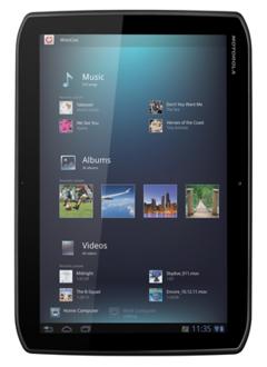 Motorola officially reveals Xoom 2 and Xoom 2 Media Edition