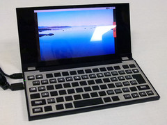 NEC shows off MGX netbook