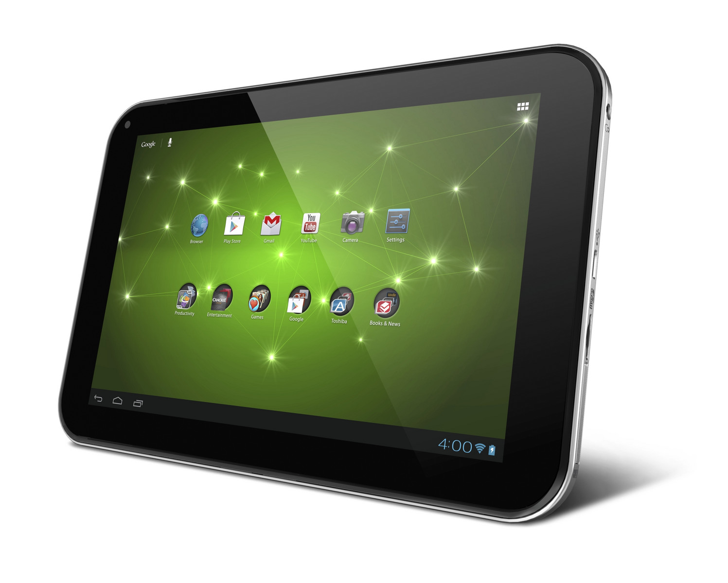 Toshiba announces Tegra 3 Excite tablets with AMOLED and ...