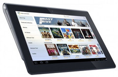 AT&T get the Sony Crystal tablet in February
