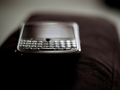 BlackBerry leaves the consumer market