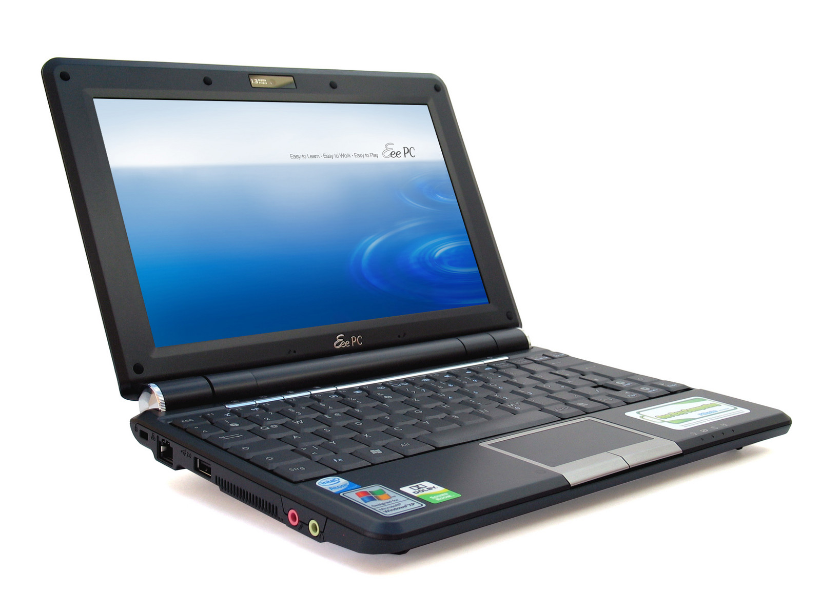 ASUS EEE PC 1000H LAN TREIBER WINDOWS XP