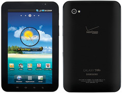 Verizon pushing update to the Galaxy Tab 10.1, brings TouchWiz changes