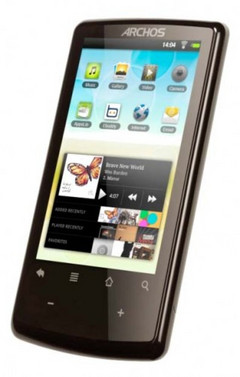 The Archos 32 Internet Tablet: Small and beautiful