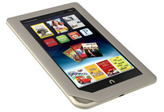 Nook web traffic beats Kindle Fire's, iPad still on top