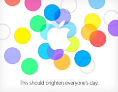 Apple schedules event for September 10th
