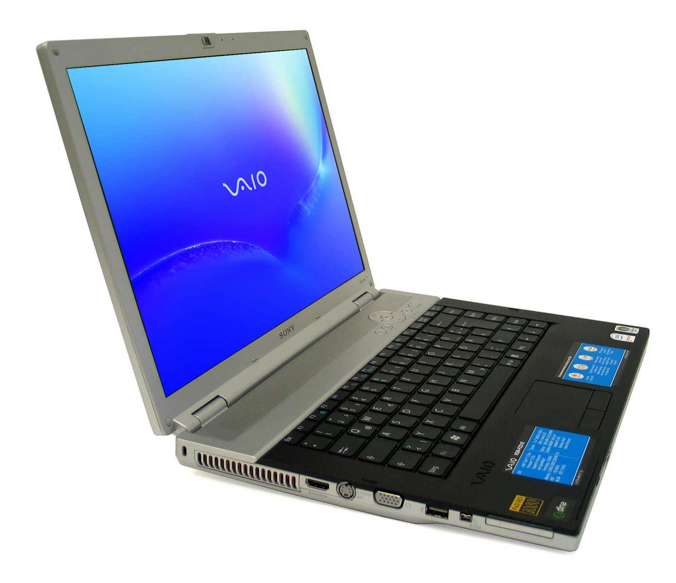 SONY VAIO VGN-FZ18L DRIVERS WINDOWS XP