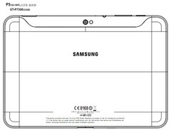 AT&T Galaxy Tab 8.9 receives FCC approval