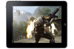 Crytek CEO sees tablets replacing PCs in gaming
