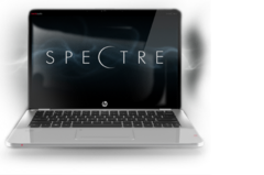 HP officially unveils Envy 14 Spectre Ultrabook