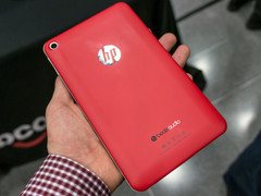 Hewlett-Packard unveils the HP Slate 7