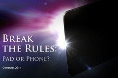 Asus teases new tablet for Computex 2011