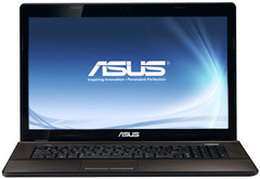 ASUS K73SM 17.3-inch notebook
