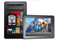 Kindle Fire taking away iPad sales, says study