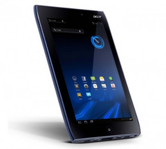 Acer Iconia Tab A100 delayed