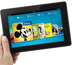 Amazon updates the Kindle Fire HD