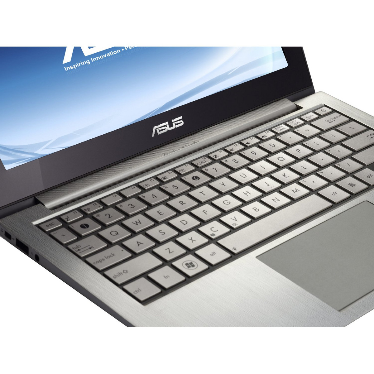 Asus Zenbook UX21E-DH71 - Notebookcheck.net External Reviews