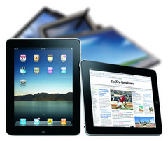 125 million Tablets might ship in 2012, thanks to Apple and Android