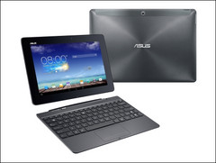 The new Transformer Pad uses a Tegra 4 quad-core processor (picture: Asus)