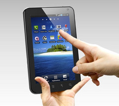 AnyData reveals two tablets with dual-core Snapdragon processors