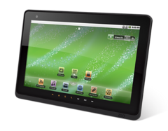 The 10-inch ZiiO tablet