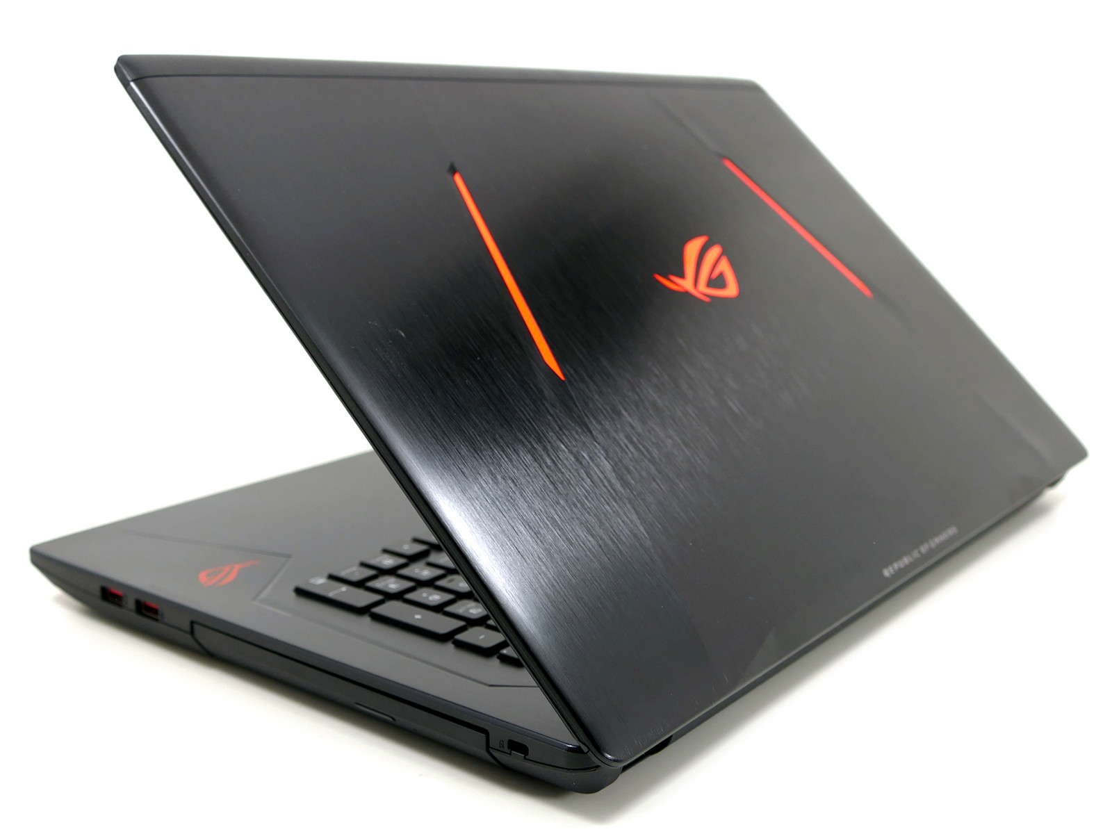 Asus Strix Gl753vd Gc045t Notebookcheck Net External Reviews
