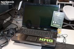 Schenker XMG U700 mit Core i7-990X