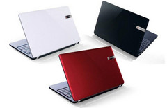 Packard Bell debuts the EasyNote V Series in Europe
