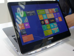 ASUS not too happy with Samsung's latest Windows 8 protoype?