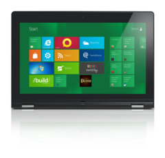 Lenovo Yoga-windows 8 tablet