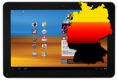 German court rules in favor of Apple for Galaxy Tab ban