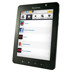 Pandigital releases the SuperNova Android tablet