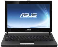 Asus now shipping ultraportable U36 notebook