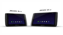 Archos introduces two tablets with Seagate Momentus Thin drives