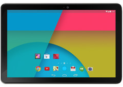 The new Nexus 10 appeared on the Play Store