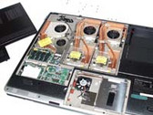 Case Study: Replacing the Video Card of a Dell Inspiron E1705 (9400)
