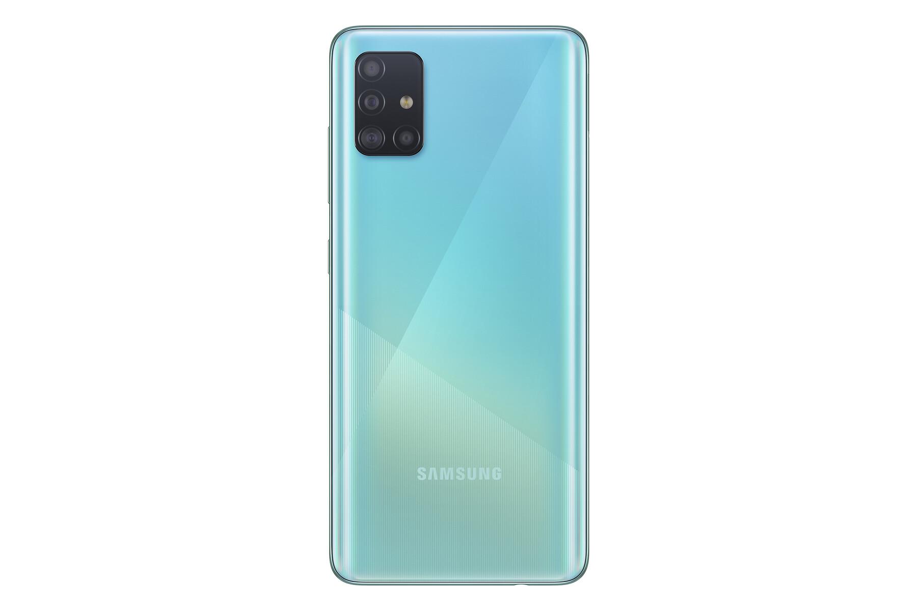 Test Samsung A51
