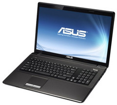 Asus launches the high-performance K93SM notebook in Europe